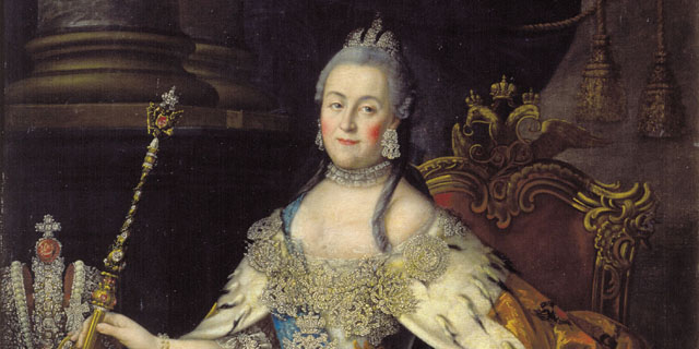 Writing The Winter Palace: Biographies of Catherine The Great